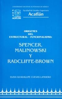 Orígenes Del Estructural Funcionalismo Spencer Malinowski