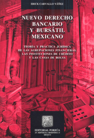 Nuevo derecho bancario y bursátil mexicano   LIBROSMÉXICO.MX