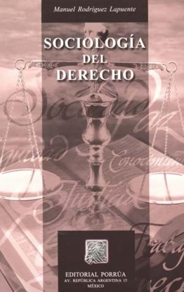 Sociología del derecho   LIBROSMÉXICO.MX