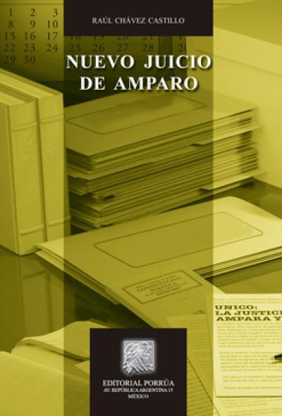 Nuevo juicio de amparo | LIBROSMÉXICO.MX